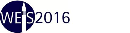 WEIS 2016 logo